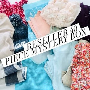 Reseller 40-Piece Mystery Box 📦 Various Sizes